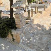 Cementerio de la Mare de Déu del Sofratge en Benidorm