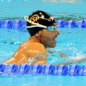 Miguel Luque da a España la primera medalla en los Juegos Paralímpicos