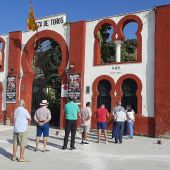 Taquillas plaza de toros de Alcázar