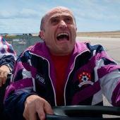 Escena de la película 'García y García' con José Mota y Pepe Viyuela