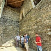 Cultura dispuesta a destinar partida Europea de 800.000€ para Monasterio Villanueva de Oscos.