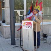 José Luis Sanz Merino, viceconsejero Infraestructuras y Emergencias de la JyC