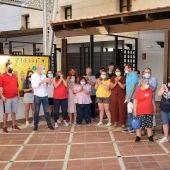 'Vuelta al Mundo con Brazos Abiertos' en Argamasilla de Alba