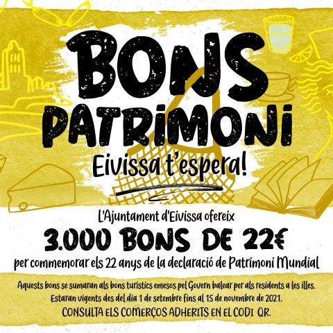 Visitar Eivissa tiene premio para los residentes en Baleares