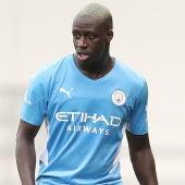 Benjamin Mendy, jugador del Manchester City