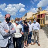 El Gobierno no dará marcha atrás en su política del Trasvase Tajo-Segura, Transición Ecológica al alcalde de Orihuela