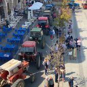 Tractorada celebrada en Socuéllamos