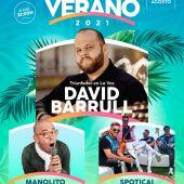 Cartel del evento que se va a celebrar en Puerto Real