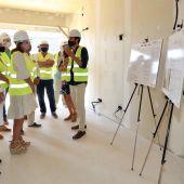 El Govern construirá nuevas VPO en Calvià con un operador privado y terminará a final de año las 48 actualmente en obras
