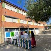 Obras en colegios de Benidorm