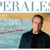 José Luis Perales se sube al escenario de Albacete en su gira de despedida