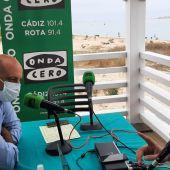 Manuel Moreno, vicehermano mayor de la Hermandad de los Remedios