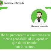 """Guille Martín es """"Farmaenfurecida"""""""