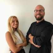Victoria Pellicer y Martí Rodríguez conducen cada tarde en Onda Cero el programa La Brújula Illes Balears