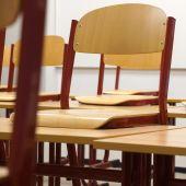Foto de archivo de una clase