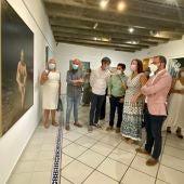 """Jorge Gallego y Francisco Vera ganadores del XXV Certamen Internacional de Pintura """"Ciudad de Alcázar"""""""