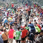 Éxito de Público y Espectáculo de Alta Montaña en el paso de La Vuelta Ciclista a España por Extremadura