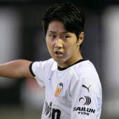 Kangin Lee ya es historia en el Valencia