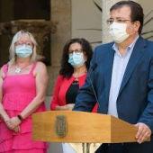 Firmado el Pacto del Transporte Sanitario Terrestre en Extremadura