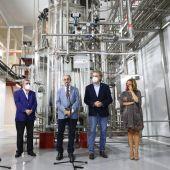 Inauguración de la nueva planta de Fertinagro Biotech en Utrillas