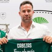 Carlos Cabezas, Unicaja