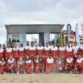 Equipo Kayak del C.N. La Vila