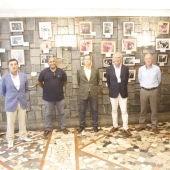Homenaje a Manolo Galé en la Ontier Cup de tenis