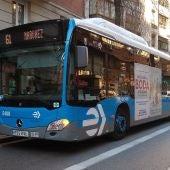 Los autobuses de EMT Madrid serán gratis en hora punta la primera quincena de septiembre