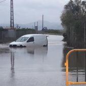 Emergencia nivel 2 naranja por lluvias y tormentas en la provincia