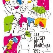 Ya hay cartel para la III Fiesta de la Vendimia 2021