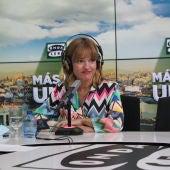 Pilar Alegría, ministra de Educación, en Más de uno con Carlos Alsina