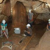 Excavaciones de Cova del Randero en Pedreguer