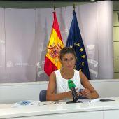 La vicepresidenta segunda y ministra de Trabajo, Yolanda Díaz, en Onda Cero