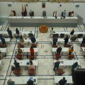 El debate sobre las competencias para recuperar el Mar Menor se traslada a la Asamblea
