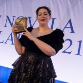 Alaitz Leceaga gana el Premio Fernando Lara con 'Hasta donde termina el mar'