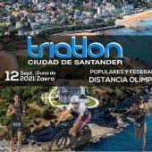 Triatlón Ciudad de Santander 2021