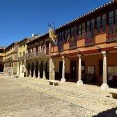 Fachada del Ayuntamiento de La Solana