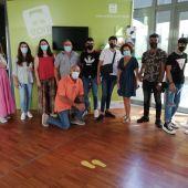Alumnos del IES Almina en Portugal, en el programa Erasmus+