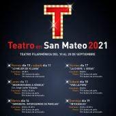 Teatro en San Mateo