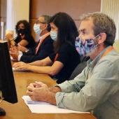 Fernando Simón en el Congreso de Epidemiología de la Universidad de León