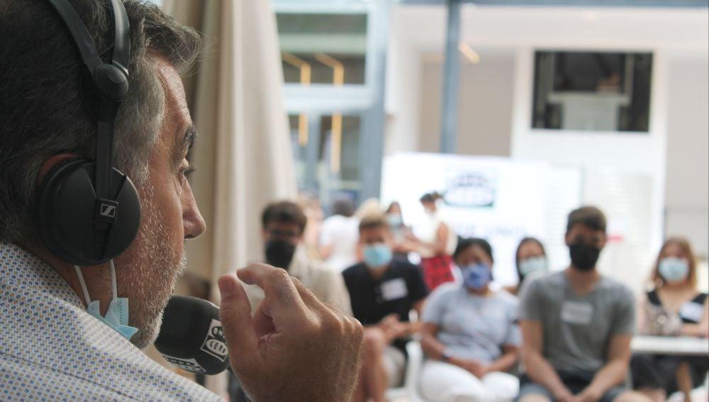 Carlos Alsina en el especial 11 S