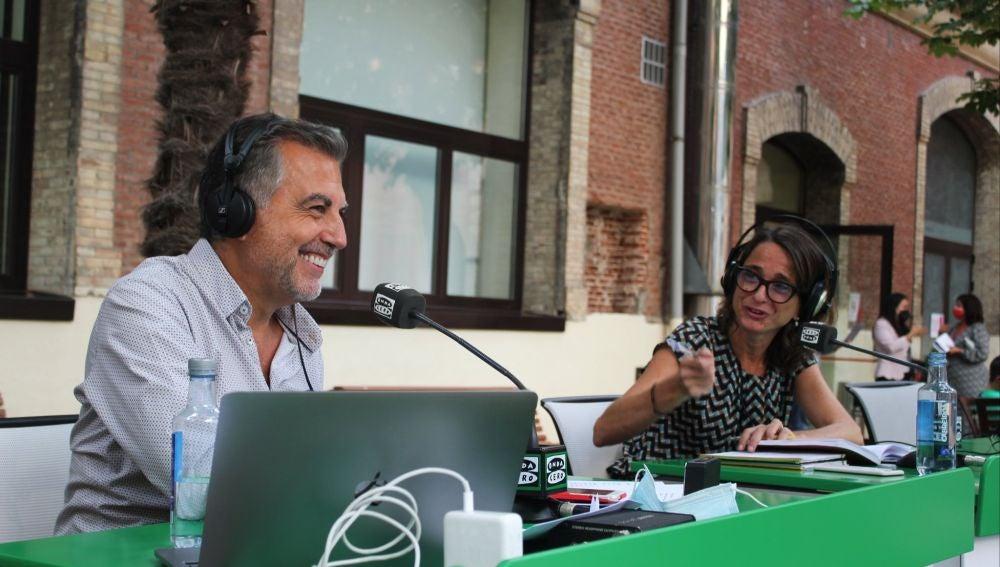 Carola García-Calvo en 'Mas de uno'