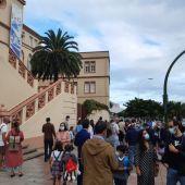 Inicio del curso en el colegio Compañía de María de A Coruña