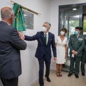 Grande-Marlaska inaugura el nuevo puesto de la Guardia Civil de Villalbilla
