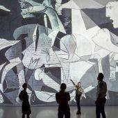 """El """"Guernica"""" de Picasso, el último exiliado que llegó a España hace 40 años"""