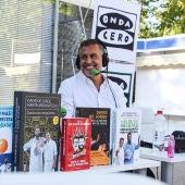 Carlos Alsina en La Feria del Libro