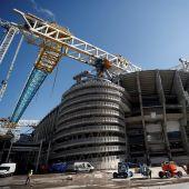 El Bernabéu reabre sus puertas 560 días después