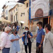 Esther Eiros se desplaza con su 'Gente viajera' hasta Mallorca para emitir una edición especial desde Alcúdia