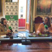 Guiller Verdín y Covadonga Díaz