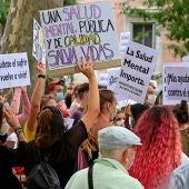 La 'Plataforma Stop Suicidios' convoca este sábado frente al Ministerio de Sanidad una manifestación para exigir un Plan Nacional de Prevención del Suicidio